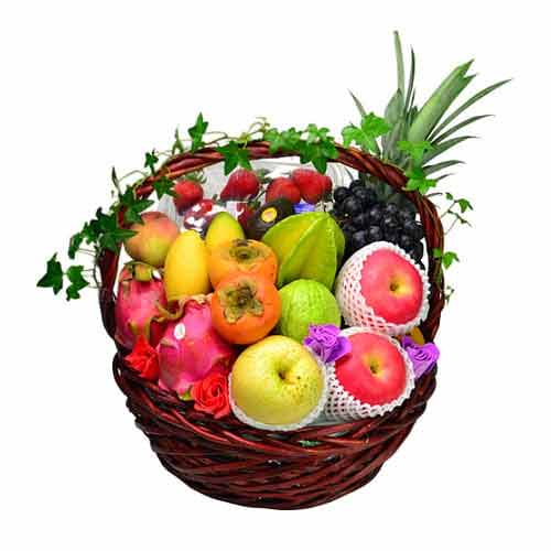 Mid-Autumn Festival Fruits Hamper (Medium)