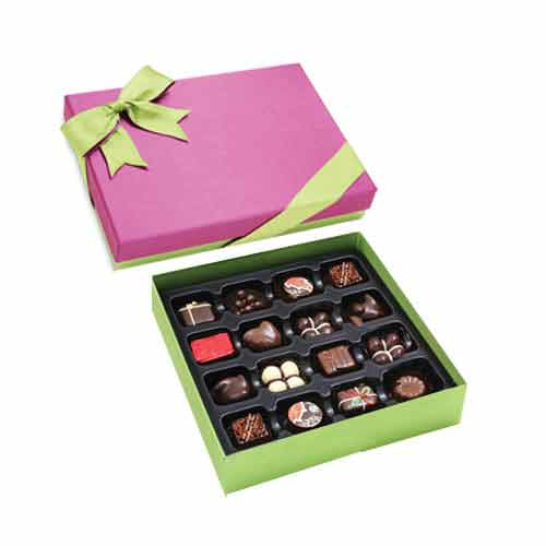 Sweet Seduction Handmade Chocolate Box