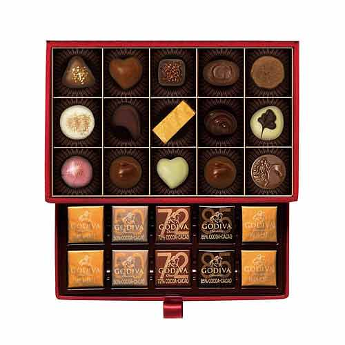 Toothsome Chocolate Lovers Gift Box