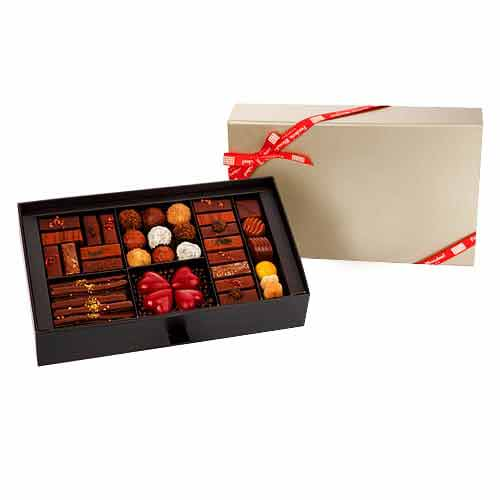 Lip-Smacking Chocolate Fusion Treat Gift Box