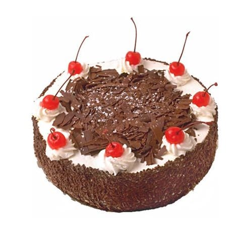 Toothsome Tempting Moments Black Forest Cake