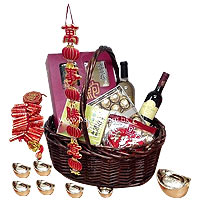 Extraordinary Gift Hamper with Various Products