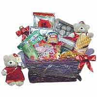 Charming Grand Gatherings Gift Hamper Basket
