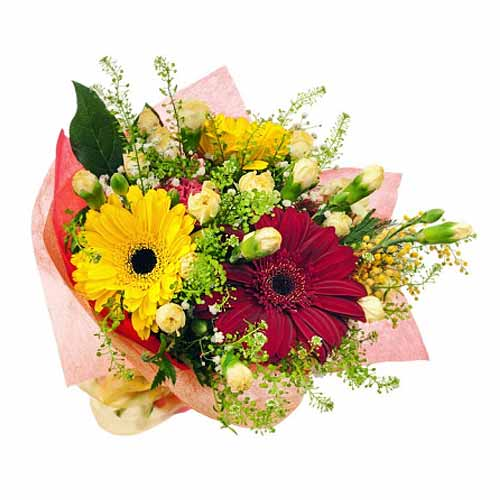 Colourful Spring Bouquet