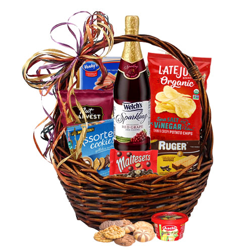 Send Beautiful Seasonal Hamper  to Central District