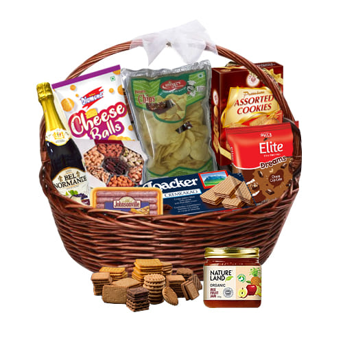 A wonderful Seasonal Hamper for one and all