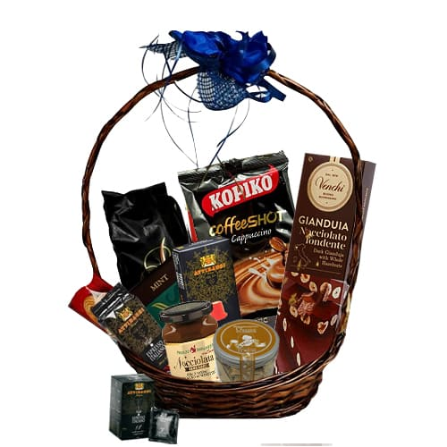 Captivating Gourmet Essentially Coffee Hamper