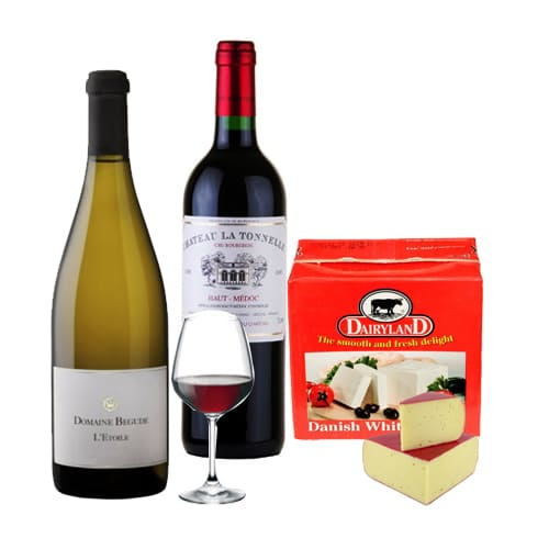 French Wine N Cheese