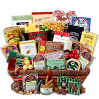 Adorable Gourmet Hamper Extra Large