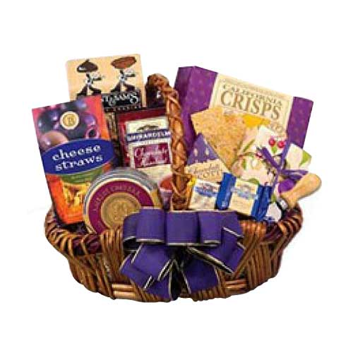 Alluring Breakfast Hamper with Joy