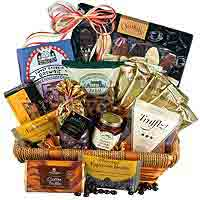 Alluring Delectable Coffee Break Gift Hamper<br><br>