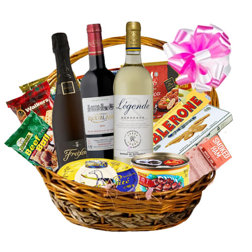 Elevate any Celebration with Large Gourmet Hamper
