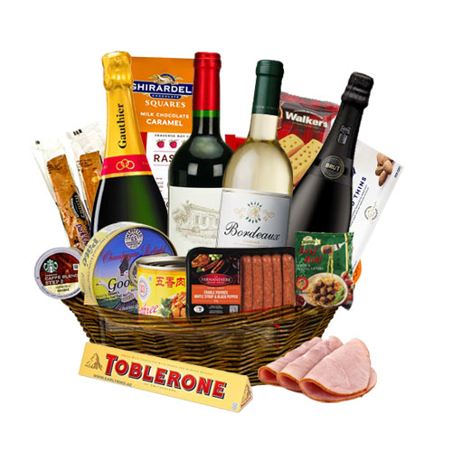 Smart Extra Large To Be Well Gourmet Hamper