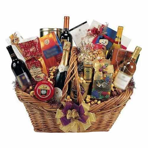 Breathtaking Gourmet Large Gift Hamper