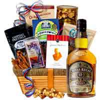 Exciting Hamper of Foods Ecstasy