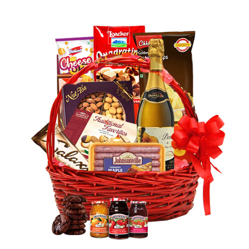 Mesmerizing Celebrate the Moments Gift Hamper