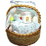 Adorable New Born Baby Hamper with Tons of Love