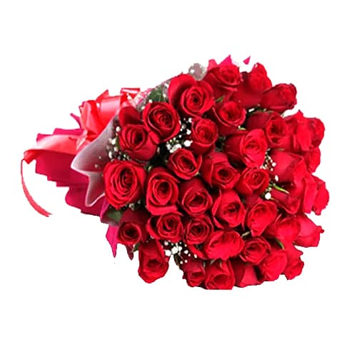 Premium 50 Roses Bouquet of Best Ever Love
