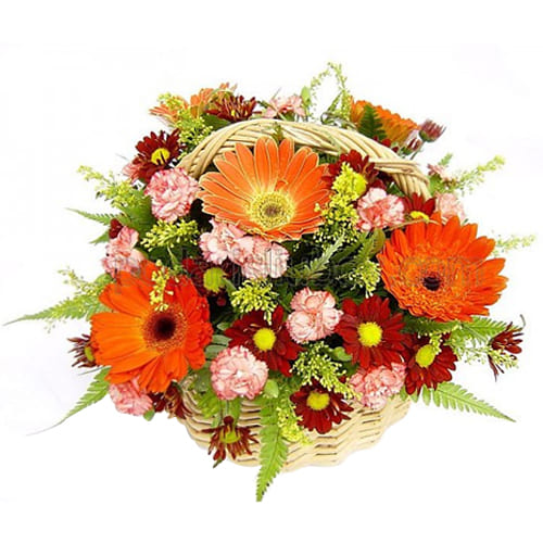 Eye-Catching Something Special Mixed Flower Arrangement