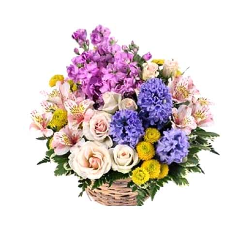 Chinese Style Flower Arrangement