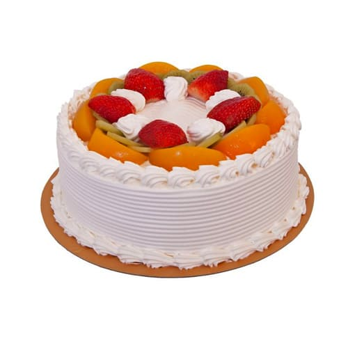 Devilishly Good Forever in Love Mixed Fruits Cake