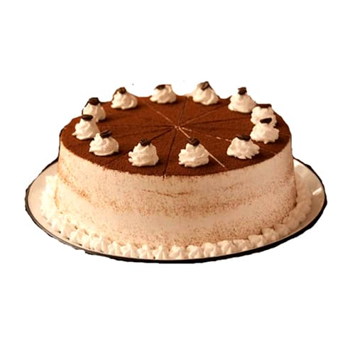 Devilishly Good Tiramisu Cake on the Eve of Special Occasion