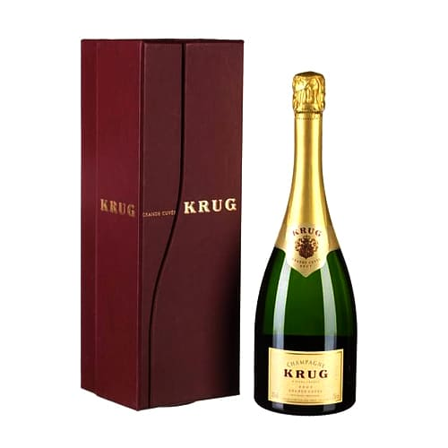 Classic Krug Grande Cuvee Champagne  Delivery CausewayBay