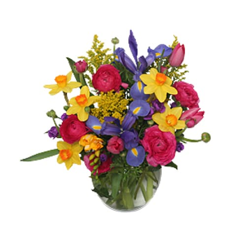 Fabulous Flowers Bouquet with Teddy for Valentines Day