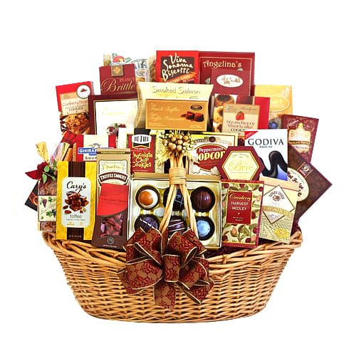 Incomparable Gourmet Sampler Gift Hamper